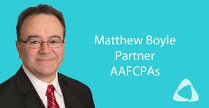 Matthew Boyle