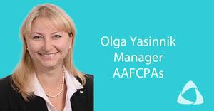 Olga Yasinnik