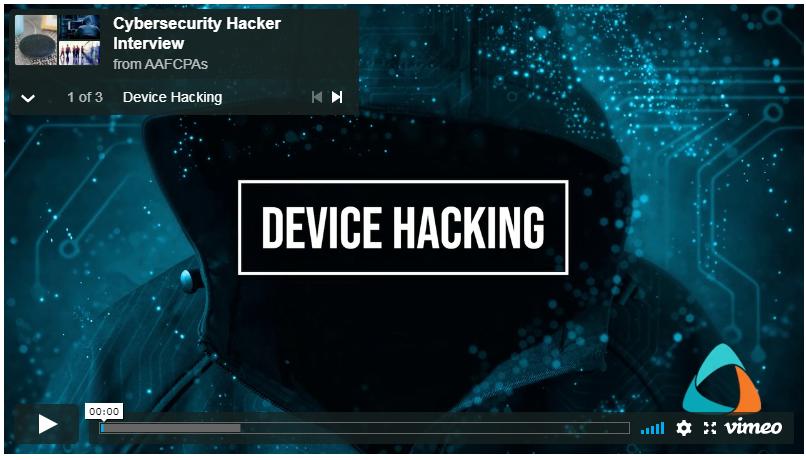 Hacking Video